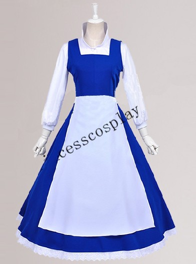 Online Get Cheap Belle Blue Dress Costume -Aliexpress.com ...