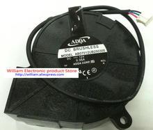 New Original ADDA AB07012UB250300 7025 DC12V 0.35A turbo blower projector cooling fan