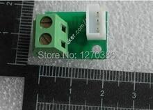 Free Shipping!!! 3D printer control panel Temperature control board Ultimaker AD597 K-type thermocouple interface board MODULE