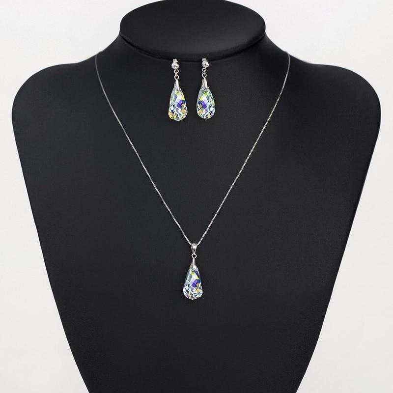 Neoglory Smycken Set Gjorda med SWAROVSKI ELEMENTS Crystal - Märkessmycken - Foto 2