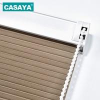 CASAYA Custom Cellular Shades Honeycomb Blinds Noise Reduction Heat Insulation Blackout blinds honeycomb 39W X39H