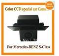 color CCD Car Reverse Rear View backup Camera parking rearview For Mercedes Benz S Class GLK