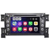 Wholesales 8 Car DVD Player GPS Navigation System For Suzuki Grand Vitara 2005 2006 2007 2008