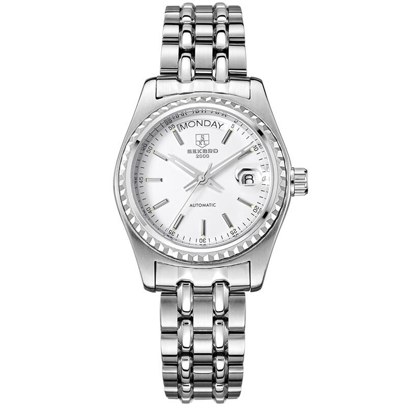 SEKARO 5068 Switzerland watch women luxury Mechanical Watches Men Steel Band Gold Diamond Automatic Business Self-wind Watch