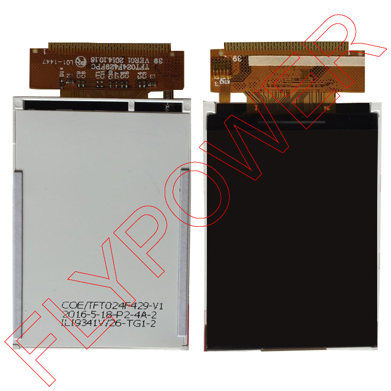 FOR Philips E180 CTE180 E311 CTE311 LCD Screen Display by free shipping; 100% warranty