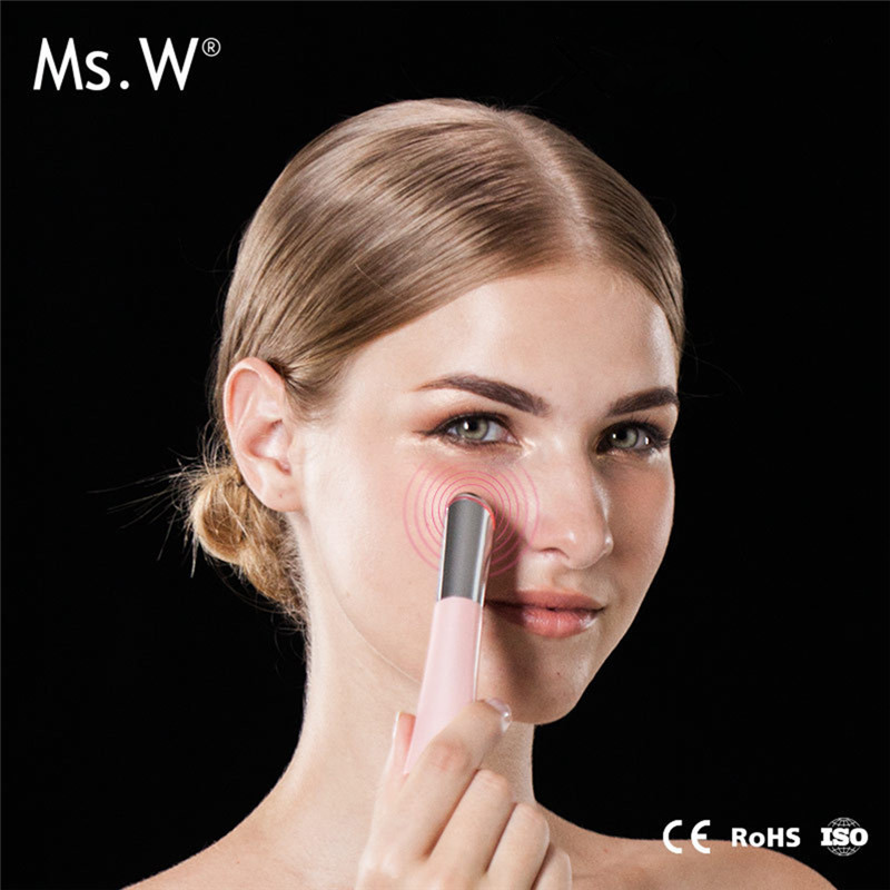 Remove Wrinkles Dark Circles Massage Tens Machine Beauty Tens Face And Eye Massager Health Care Massager