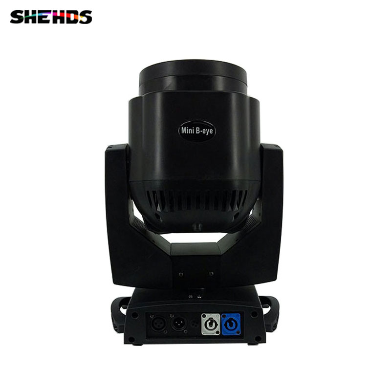 LED Beam+Wash Big Bees Eyes  7x15W RGBW Zoom Lighting for DJ DMX Disco Moving Head Light,SHEHDS Stage Lighting. high quality 9x10w rgbw led spider beam moving head light for disco dj bar club led beam wash light dmx effect stage lighting