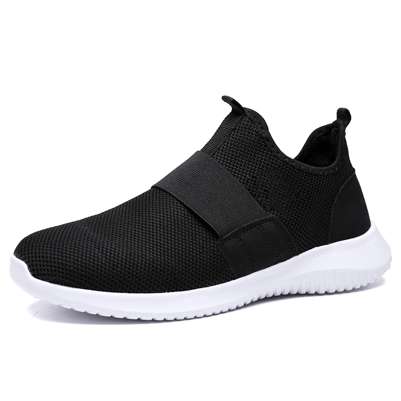 Zenvbnv Breathable Men Sneakers Adult High Quality Lightweight Comfortable Non slip Soft Mesh Male Running Shoes 2018 Summer in Running Shoes from Sports Entertainment