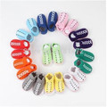 1Pair Cute Newborn Baby Solid Socks Super Cute Candy Color Children Shoes Baby Clothing Socks