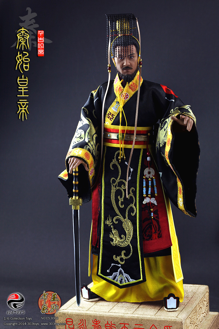 16 scale doll figure ancient chinese king qin shi huangdi first 16 scale doll figure ancient chinese king qin shi huangdi first chinese emperor 12 action figure doll model toy gift in action toy figures from toys sciox Image collections