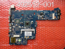492552-001 Notebook PC System board/main board For Hp 2530P laptop Motherboard DDR2 100% tested