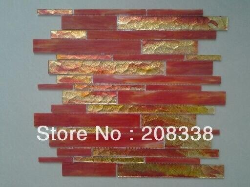 Vetro mosaico tiffany bagno cucina torna splash muro mattonelle