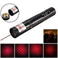 Waterproof 8000M Red Laser Pointer Pen 650nm  Continuous Line Focusing Light Beam Star Cap Laser Pen for Teaching