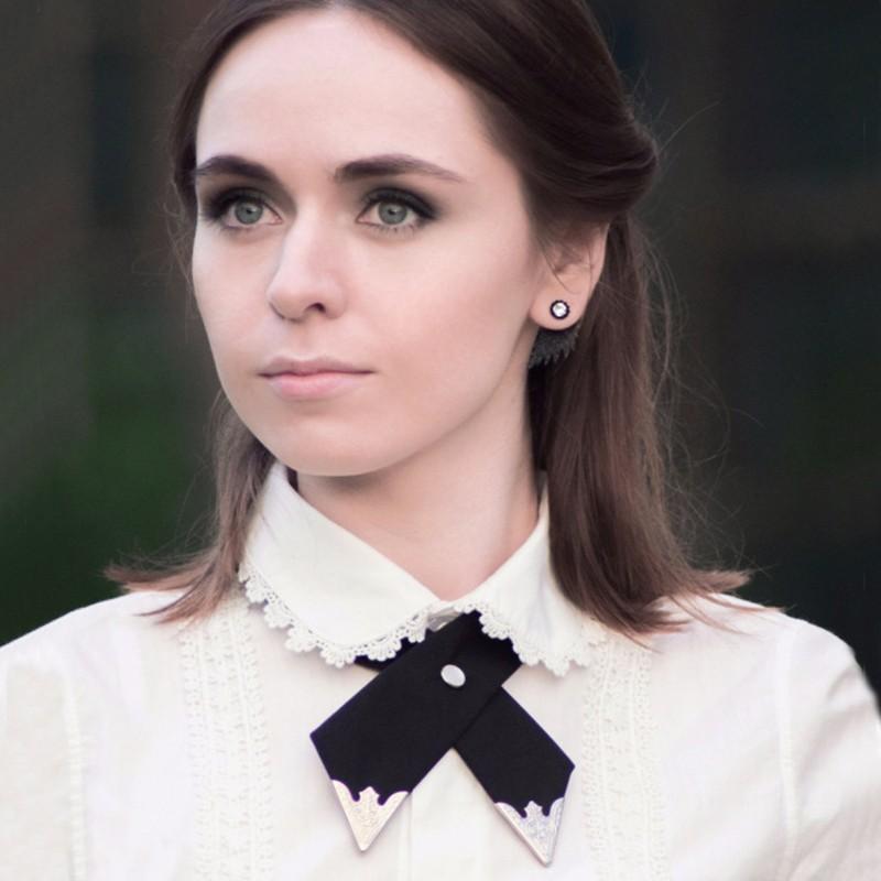 2016-Fashion-Adjustable-Cross-Polyester-Tie-Solid-Color-Collar-Cross-Wedding-Tie-White-Universal-Necktie-High (4)