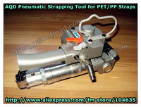 Guaranteed 100% New AQD 19 Pneumatic PET Strapping Machine /Plastic Strapping Packing Tool for 13 19mm PET strap