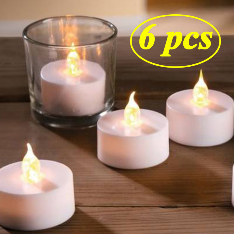 10sets Plastic Tealight Cups Heat-Resistant Candle Molding Cup Holders Party DIY
