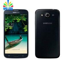 Разблокированный мобильный телефон samsung Galaxy Mega 5,8 i9152 1,5 GB/8 GB 8.0MP 3G-WCDMA Восстановленный мобильный телефон
