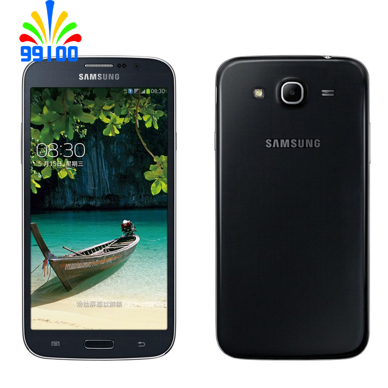 Unlocked Samsung Galaxy Mega 5.8 i9152 MOBIELE Telefoon 1.5 GB/8 GB 8.0MP 3G-WCDMA Refurbished mobiel title=