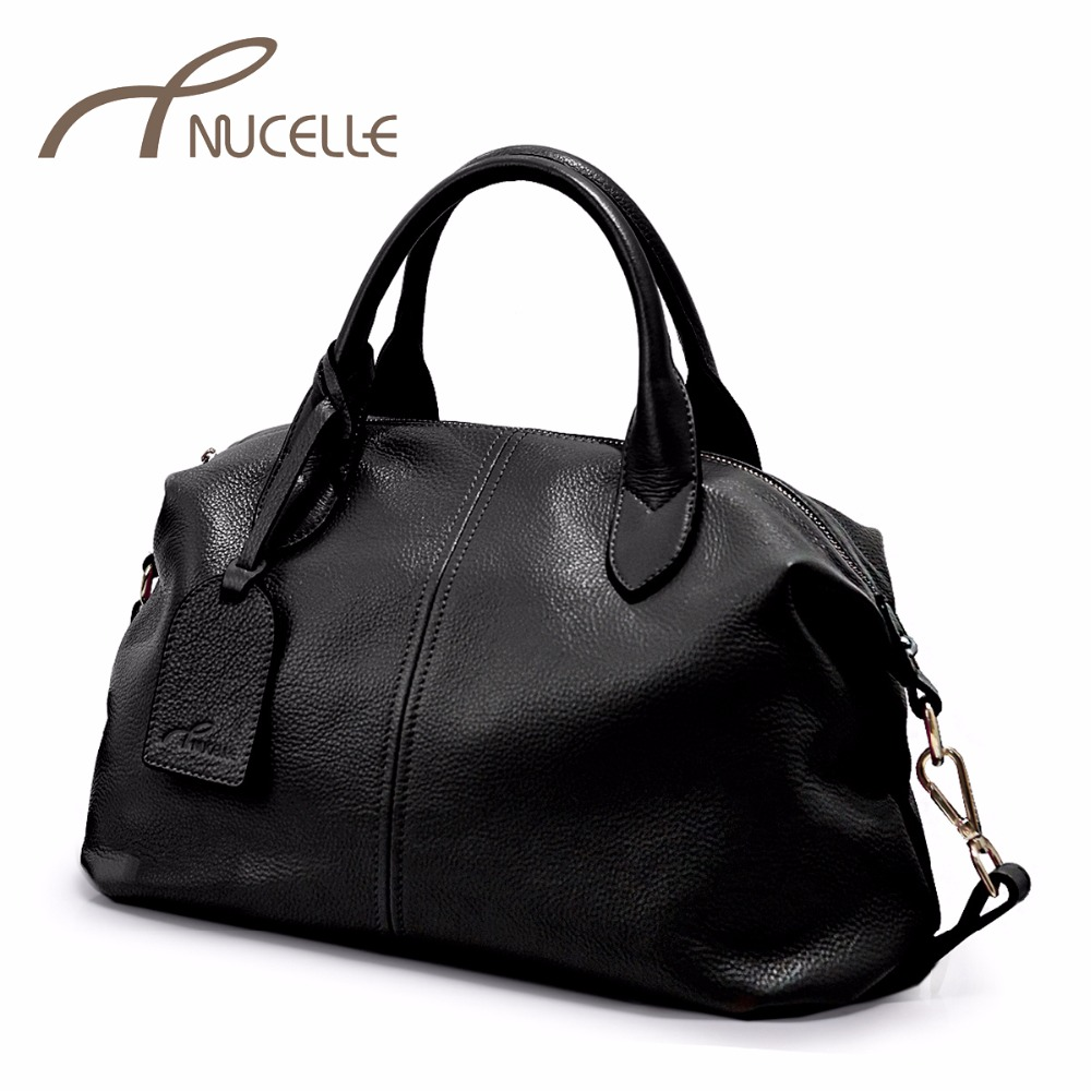 Nucelle γνήσια δερμάτινη τσάντα γυναικών - Τσάντες - Φωτογραφία 1