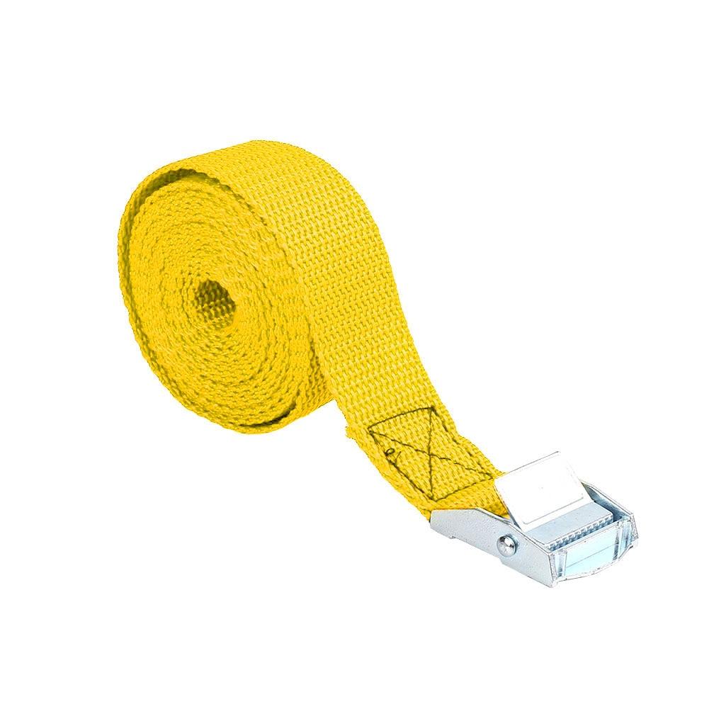 2,5 м автомобильный фиксированный Ремень багажный ремень эспандер втягиватель с пряжкой 4 цвета