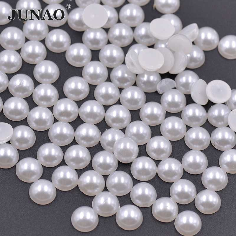 Detail Feedback Questions about 8mm 50pcs lot Green silver Base Sew ... ed11b296945a