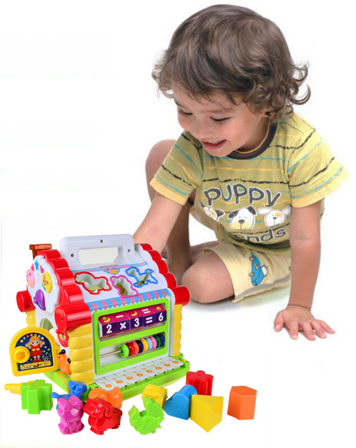 BOHS-Multifunctional-Musical-Toys-Colorful-Baby-Fun-House-Musical-Electronic-Geometric-Blocks-Sorting-Learning-Educational-Toys-4