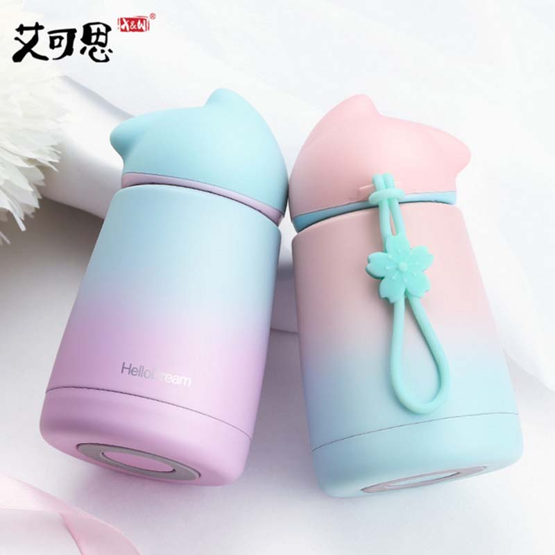 Hot Thermo Mug Stainless Steel thermos Bottle Belly cup Thermal Bottle for water Insulated Tumbler For