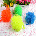 Small full dense hair bulb out light-emitting toys children gifts prize small toys