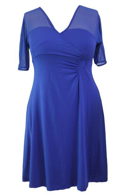 Women Fashion Half SleeveWork Wear Sugar and Spice Dress cozy vestidos autumn dress big sizes