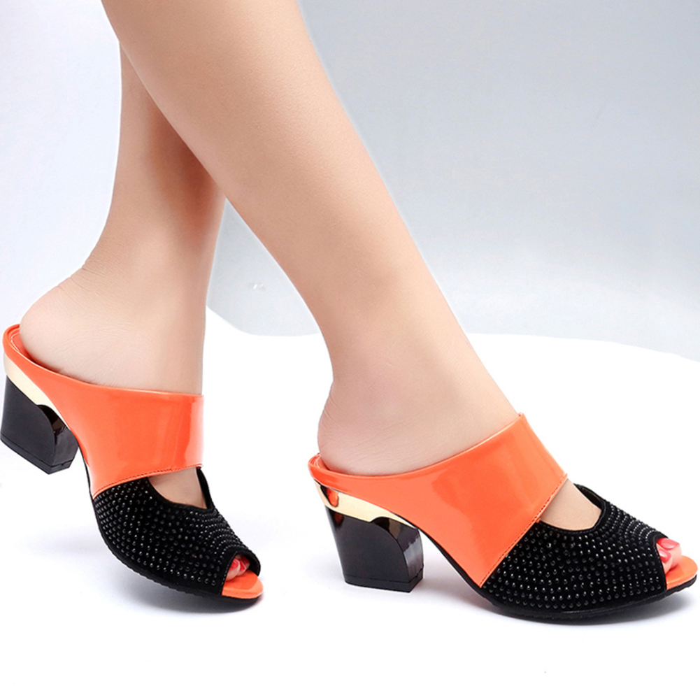 Woman Sandals flip flops wholesale high heels summer sandals