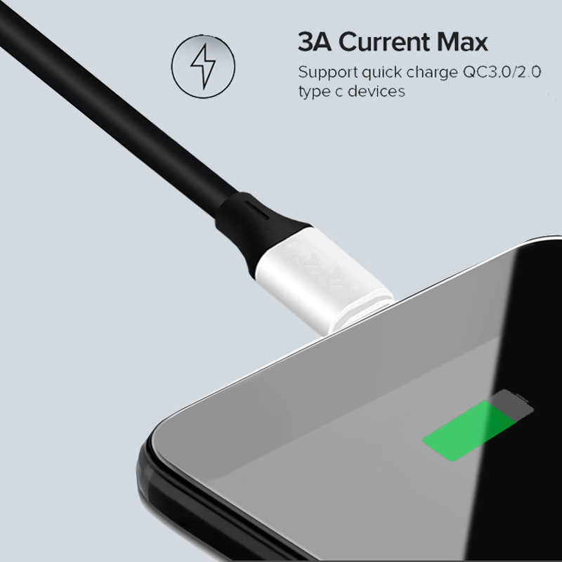 תשלום מהיר usb כבל עבור iOS סוג C כבל עבור iPhone Xs Max Xr X 8 7 6 בתוספת 6s 5 s ipad כבל נתונים עבור xiaomi huawei כל טלפון