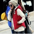 Vest female spring and autumn fashion 2014 vest female autumn and winter outerwear  Free shipping