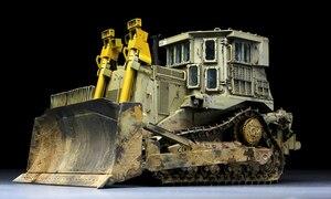 Image 2 - 1/35 D9R teddy bear armoured bulldozer SS 002