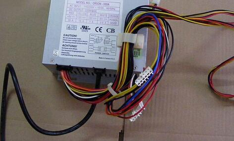 POWER SUPPLY ORION-330A 330W AT  Original 95%New Well Tested Working One Year Warranty power supply backplane board for dl580g3 dl580g4 376476 001 411795 001 original 95% new well tested working one year warranty
