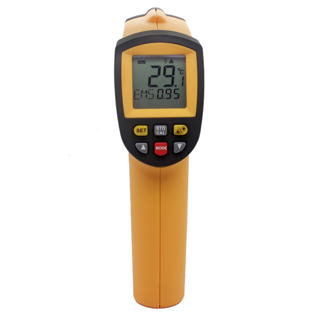 ir termometer Digital Non-Contact Infrared GM700 infrared temperature  detector eb0e8ab46ead9