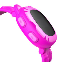 GPS GPRS WIFI LBS Tracker Anti-off Alert Waterproof Watch GPS Locator SOS Call Smart Bracelets for Kids for IOS/Android