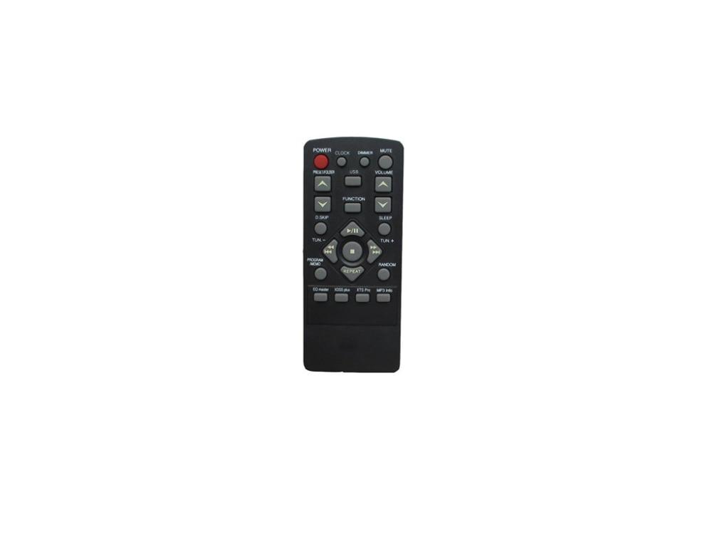 Controle remoto para lg a5XA-14 XA-S14F XA-16 XA-S16F XA-S63F, micro sistema de áudio hi-fi