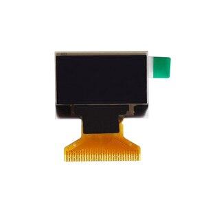 "Image 5 - 10pcs 0.96 ""SPI/IIC I2C Comunicare bianco/blu/giallo blu 0.96 pollici OLED modulo 128X64 OLED Modulo Display LCD Per ARDUINO"