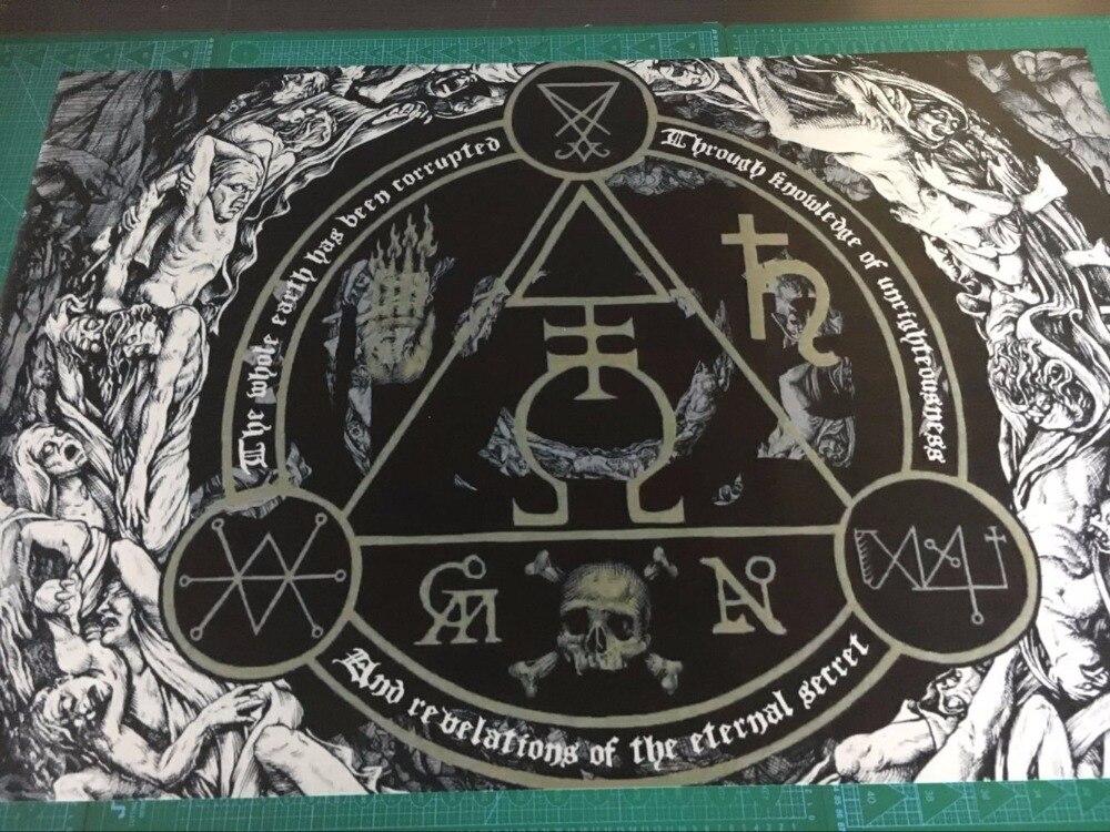 Schwarz tod thrash dunkelheit occult satanic fantasie wohnzimmer ...