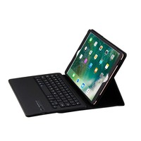 Wireless Bluetooth Keyboard Rechargeable Keypad For IPad Pro 10 5 Inch Nested Design Stand Case PU