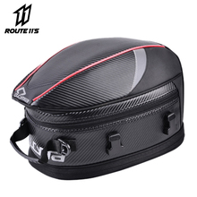 CUCYMA Motorcycle Bag Tail Bags Back Seat Waterproof Travel Motorbike Scooter Sport Luggage Rear
