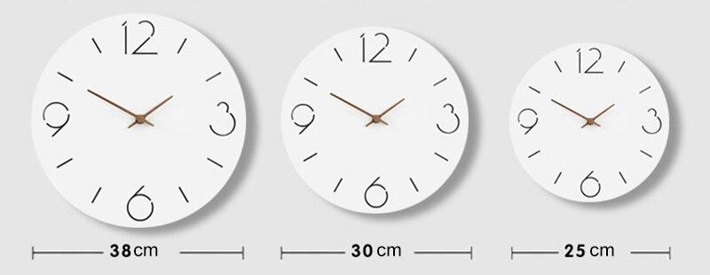 Reloj De Pared (9)
