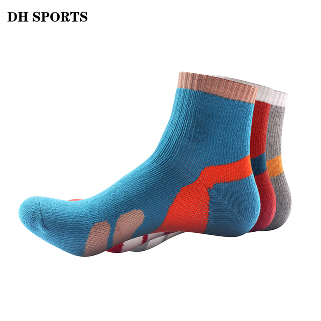 NEW Mens Women Riding Cycling Socks Bicycle Sports Socks Breathable Socks Basketball Football Pingpong Socks Fit for 38-45