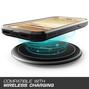 Image 4 - Voor Iphone X Xs Supcase Case Ub Pro Serie Full Body Robuuste Holster Clip Case Met Ingebouwde Screen Protector voor Iphone X Xs