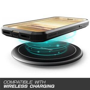 Image 4 - עבור iphone X XS SUPCASE מקרה UB פרו סדרת מלא גוף מוקשח נרתיק קליפ מקרה עם מובנה מסך מגן עבור iphone X Xs