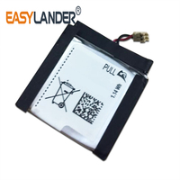 Easylander Replacement 3.7V 1.14wh Smart Watch Internal Battery For Samsung Galaxy Gear S SM R750 r750 SM750 Battery