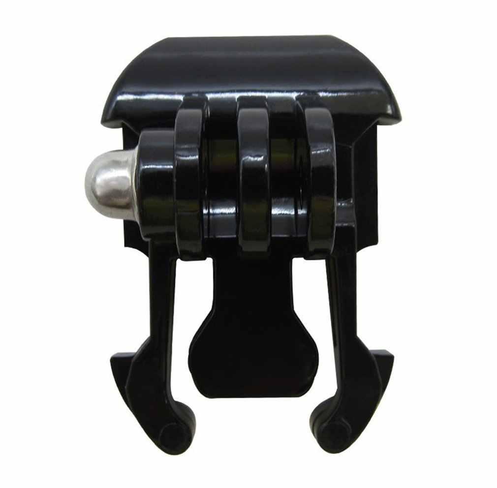 クイックリリースバックル基本三脚マウントバックル囲碁プロヒーロー 2 3 3 + のための 4 移動プロアクションカメラの付属品