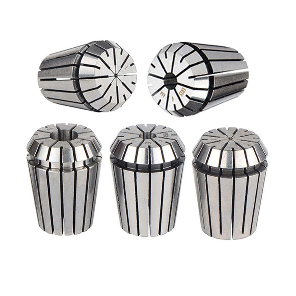 ER11 ER16 ER20 ER25 ER32 ER spring collet chuck Accuracy 0.008mm for CNC milling tool holder Engraving machine spindle motor