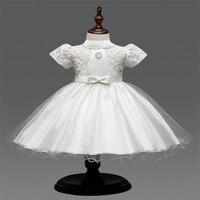 Mädchen Sommer Kleid Spitze Organza Tribute Silk Kinder Kleider für Mädchen Geburtstag Partei Größe 2-7 T Vestidos Infantis Brautkleider
