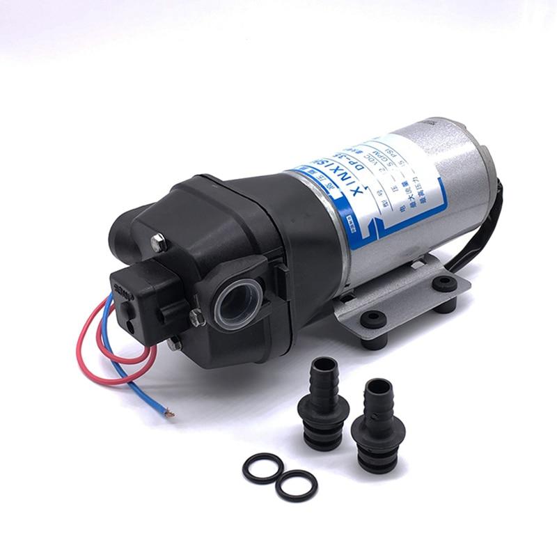 Ce Certificate Micro Vacuum Water Pump DP 35 DC 12V Diaphragm Water Pump Spray / Filter / Reverse Osmosis water system pumps